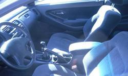 2001 Honda Accord Coupe Vtec
