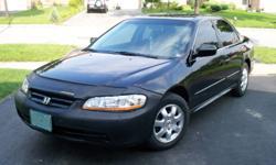 2001 Honda Accord EX 4cyl. Sedan