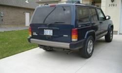 2001 Jeep Cherokee SUV, 131.000 km