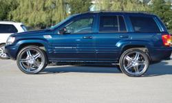 2001 Jeep Grand Cherokee Limited 4x4