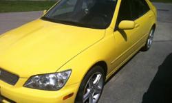 2001 Lexus IS 300 Sedan