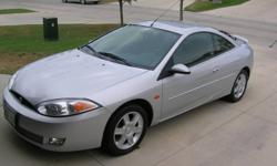 2001 Mercury Cougar Sport Coupe