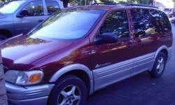 2001 Pontiac Montana Minivan