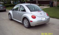 2001 Volkswagen Beetle TURBO DIESEL