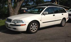 2001 Volvo V40 Wagon For Sale