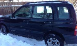 2002 Chevrolet Tracker SUV - MAKE AN OFFER - MUST GO!!!