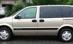 2002 Chevrolet Venture Van