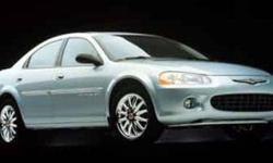 2002 Chrysler Sebring WHOLESALE