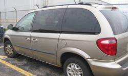 2002 Dodge Caravan Minivan