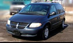 2002 Dodge Caravan - Safetied