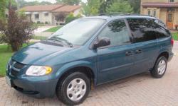 2002 Dodge Caravan SE Minivan