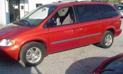 2002 Dodge Grand Caravan SPORT Minivan - ONLY 136,000 KM'S ****