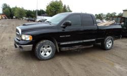 2002 Dodge Power Ram 1500 slt Pickup Truck