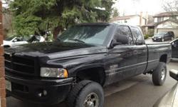 2002 Dodge Ram 2500 Diesel