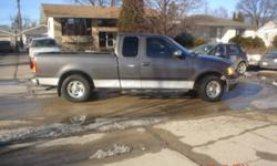 2002 Ford F150 XLT Extended Cab