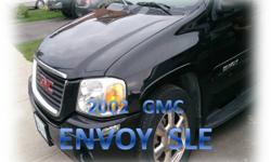 2002 GMC ENVOY SLE 4x4