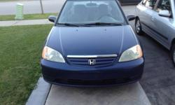 2002 Honda Civic Manual Clean car proof.