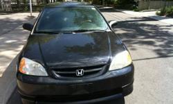 2002 Honda Civic Si Coupe