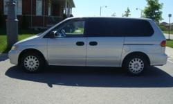 2002 Honda Odyssey LX Sedan