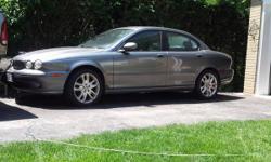 2002 Jaguar X-Type for Sale