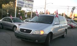 2002 Kia Sedona EX.warranty Available,Safety E TEST INCLUDED