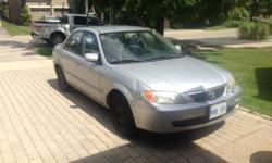 2002 Mazda Protege LE 2.0L