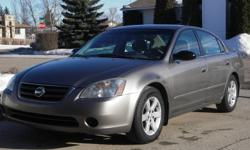 2002 Nissan Altima STOP LOOKING,GREAT FAMILY CAR !!