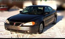 2002 Pontiac Grand Am - Safetied