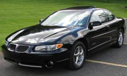 2002 Pontiac Grand Prix GT Leather Moonroof Sedan
