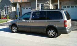 2002 Pontiac Montana Minivan