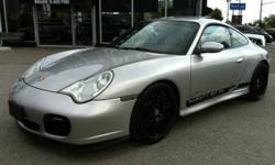 2002 PORSCHE 911 CARRERA C4S - ULTRA SPORT PKG - CLEAN CAR-PROOF