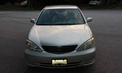 2002 Toyota Camry LE 3.0L V6