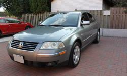 2002 Volkswagen Passat GLX V6 Sedan SAFETY/ E-TESTED, Fully Loaded!