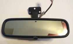 2002-2009 SAAB 9-5 Auto Dim Rear-View Mirror