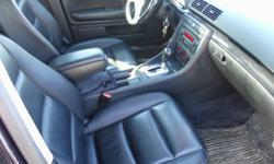 2003 Audi A4 Quattro Sedan