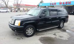 2003 Cadillac Escalade SUV - $9000