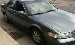 2003 Cadillac STS Sedan looks and drives like new trades welcome