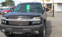 2003 Chevrolet Avalanche K1500 4X4 Pickup Truck