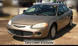 2003 Chrysler Sebring LX - Safetied
