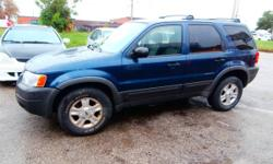2003 FORD ESCAPE XLT 4X4..XLT