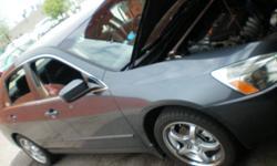 2003 Honda Accord Sedan LX 2.4L i-vtec NEW PARTS HAD REPLACE