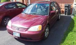 2003 Honda Civic SPORT Sedan - Sunroof - New Tires - 4 door Auto