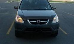 2003 Honda CRV EX SUV