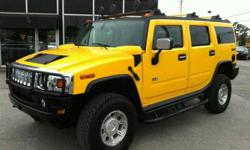 2003 HUMMER H2 4X4 - 6 PASSENGER - NO ACCIDENTS / EXTRA CLEAN