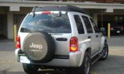 2003 Jeep Liberty Renegade SUV
