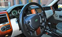 2003 Land Rover Range Rover SUV 25,000.00 or best offer