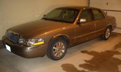 2003 Mercury Grand Marquis LS Ultimate Sedan