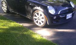 2003 MINI Mini Cooper S Coupe