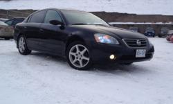 2003 nissan altima 3.5l V6
