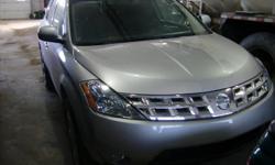 2003 Nissan Murano SL Hatchback
